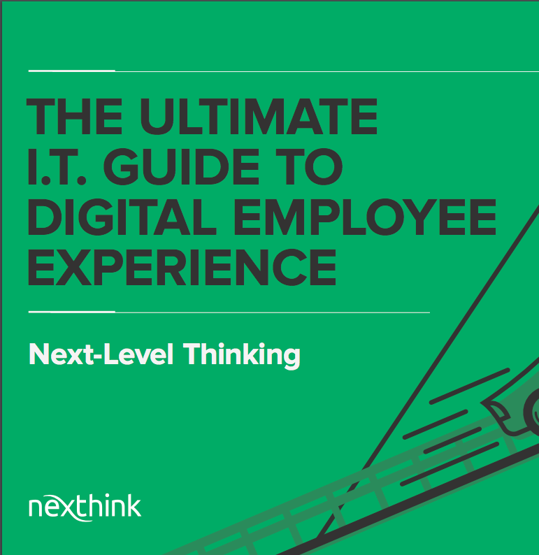 The Ultimate IT Guide to Digital Employee Experience