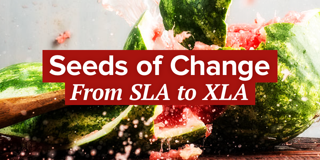 Seeds of Change: From SLA to XLA