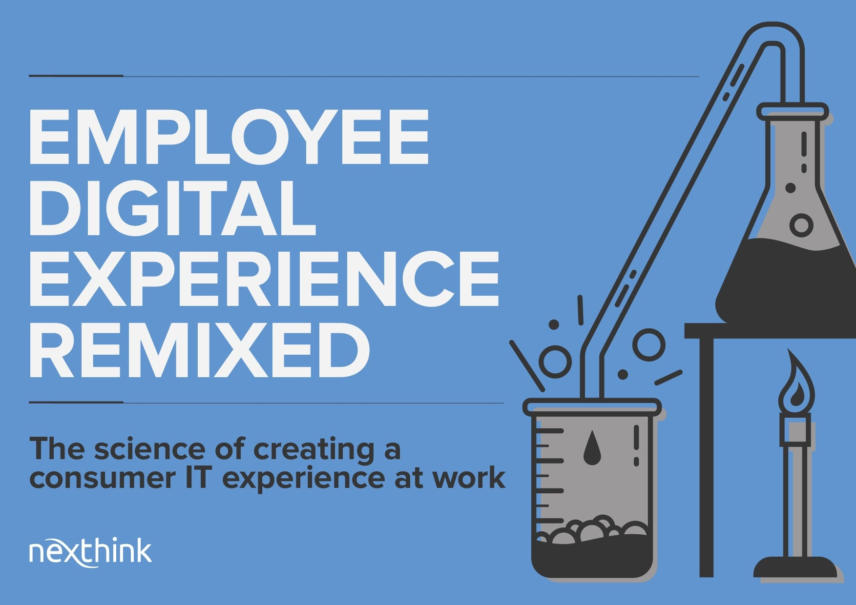 nexthink getting the employee digital experience equation right