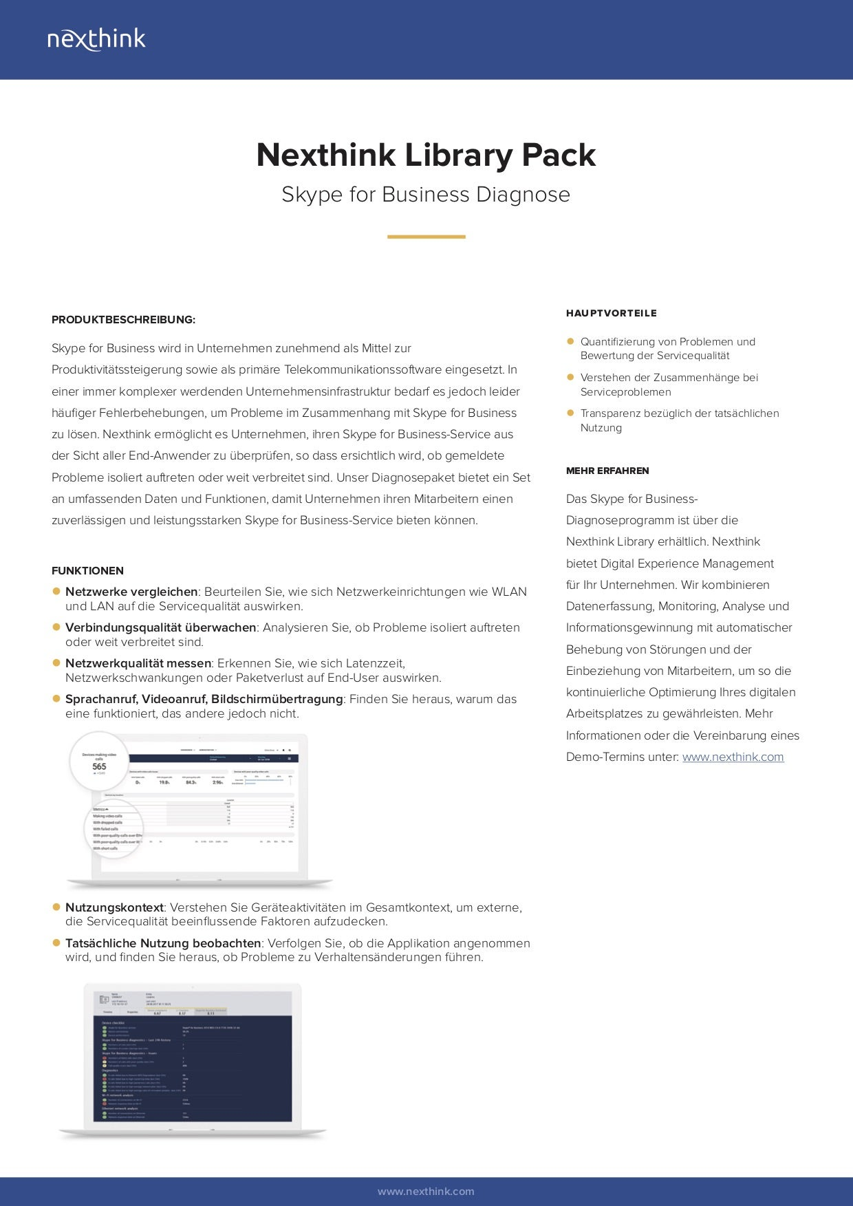 Skype for Business Library Pack