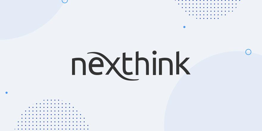 Nexthink | Microsoft Teams