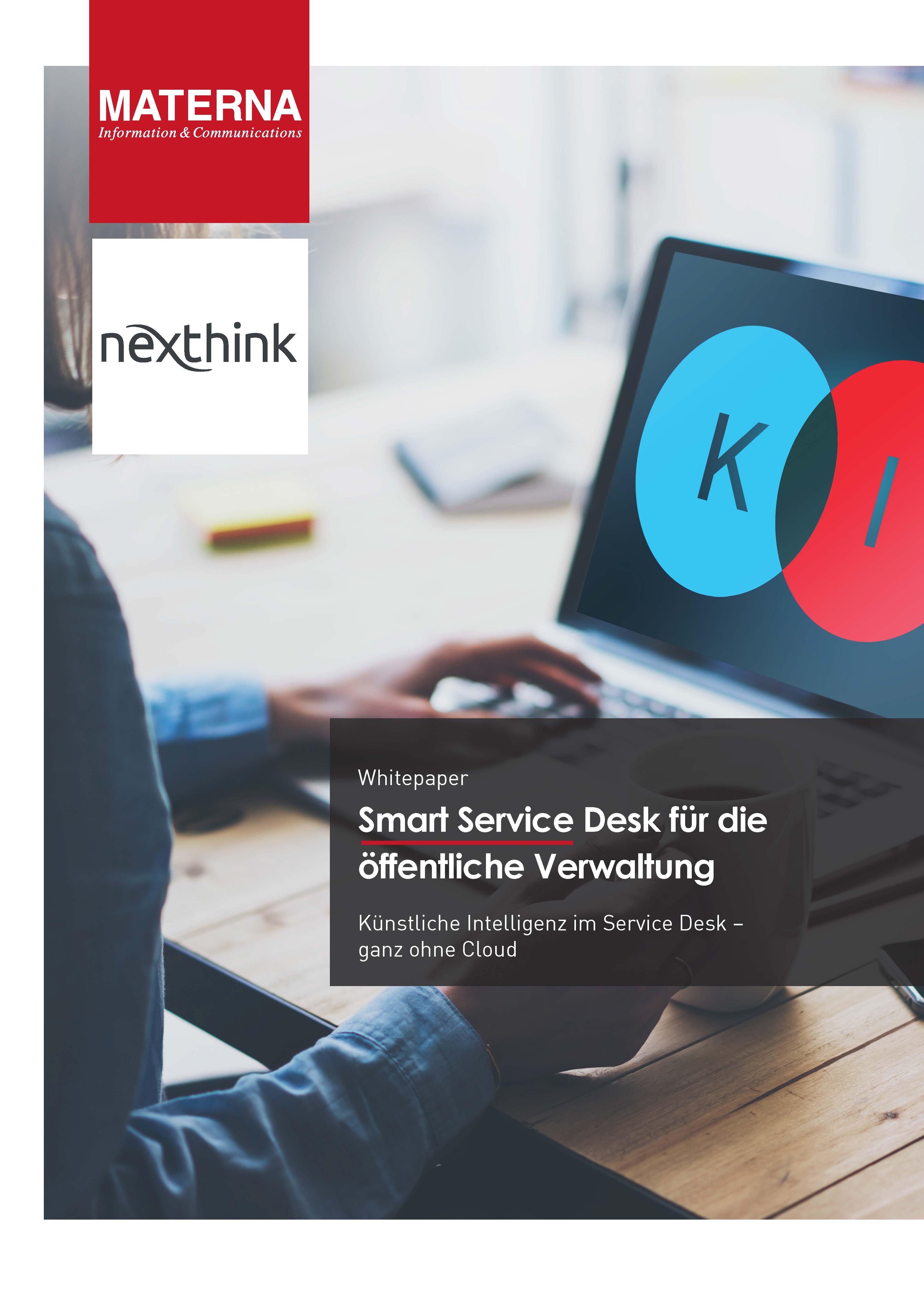 Whitepaper_Smart Service Desk für die öffentliche Verwaltung_cover