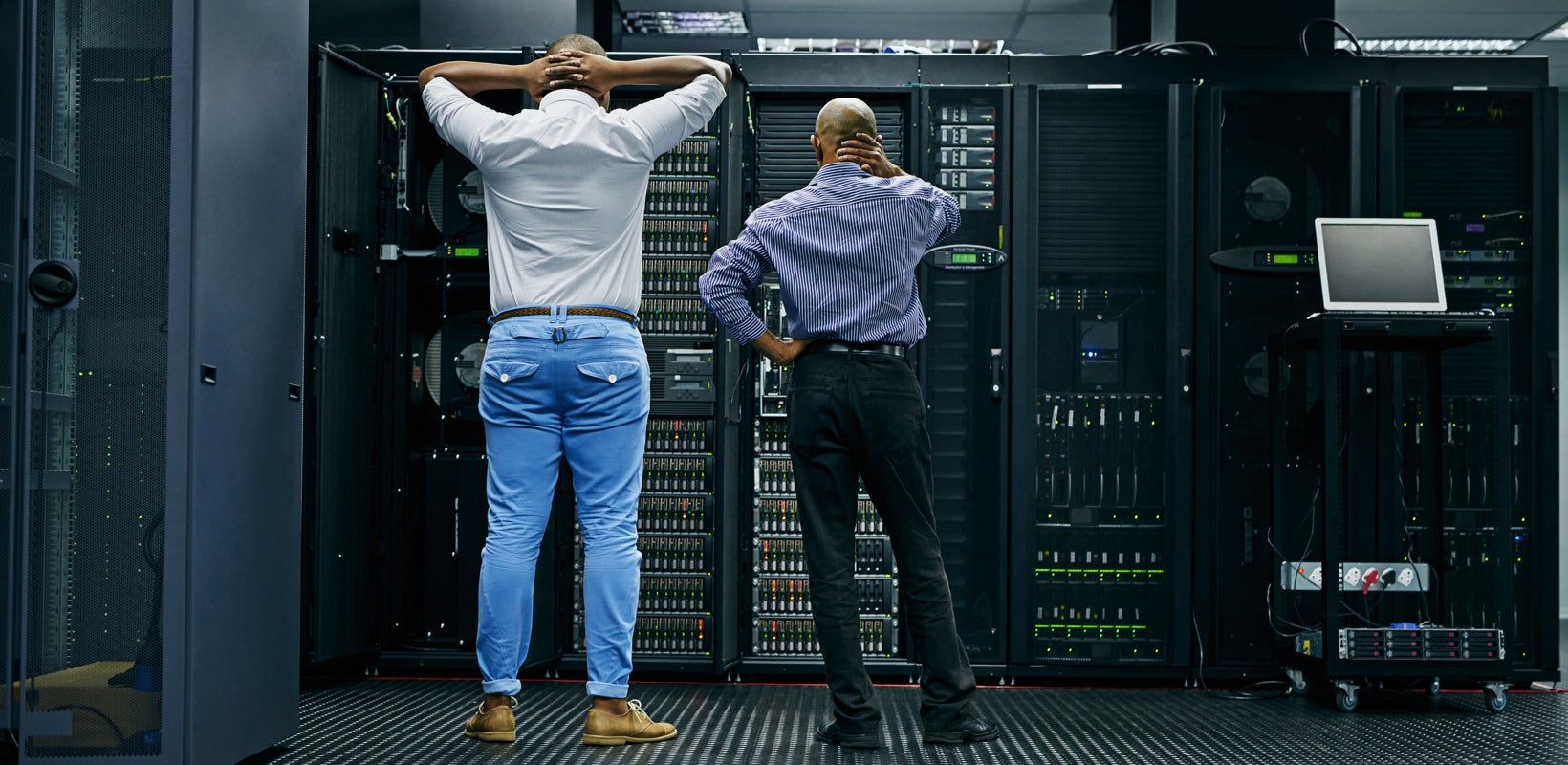 Good IT Support? Or a Pain In The Bits?