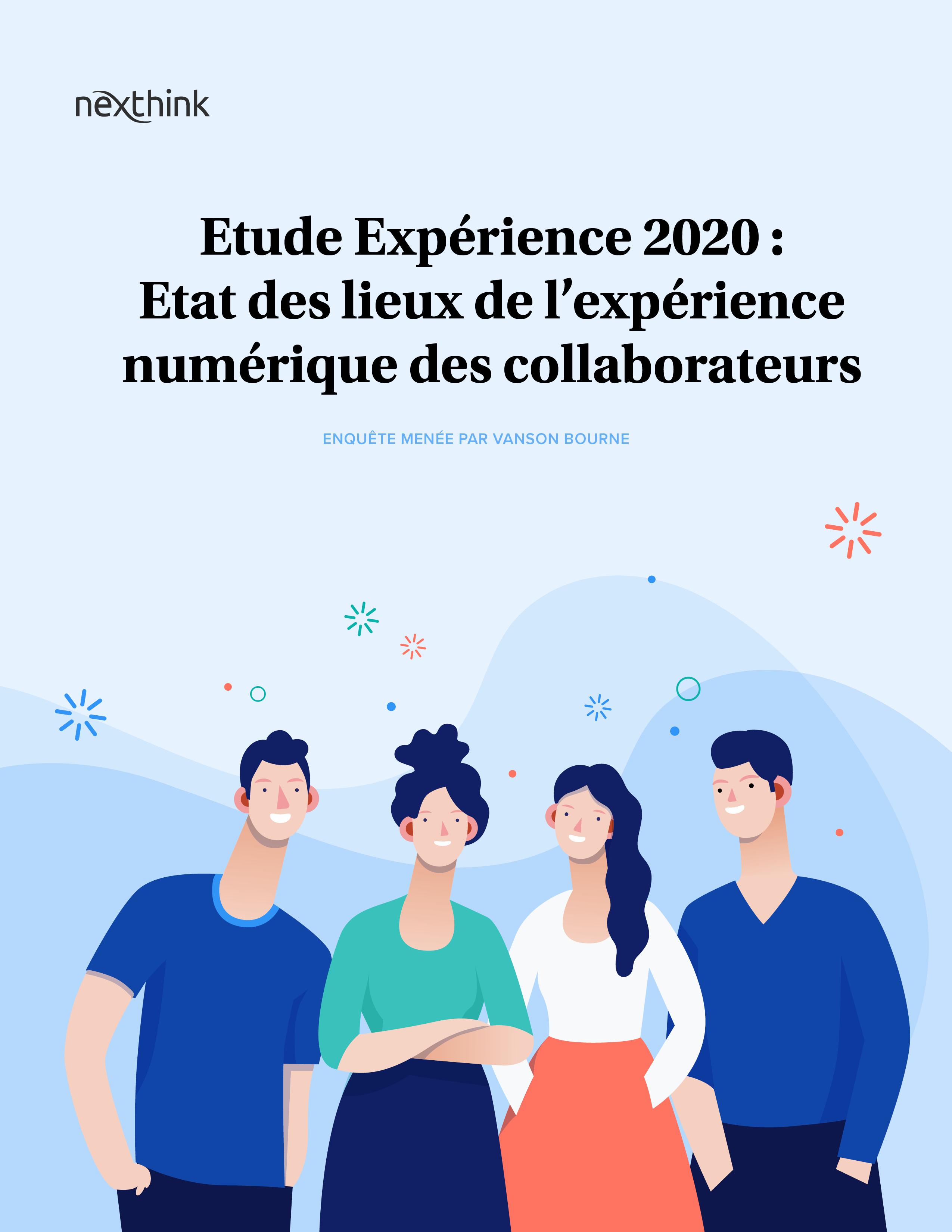 Etude Expérience 2020