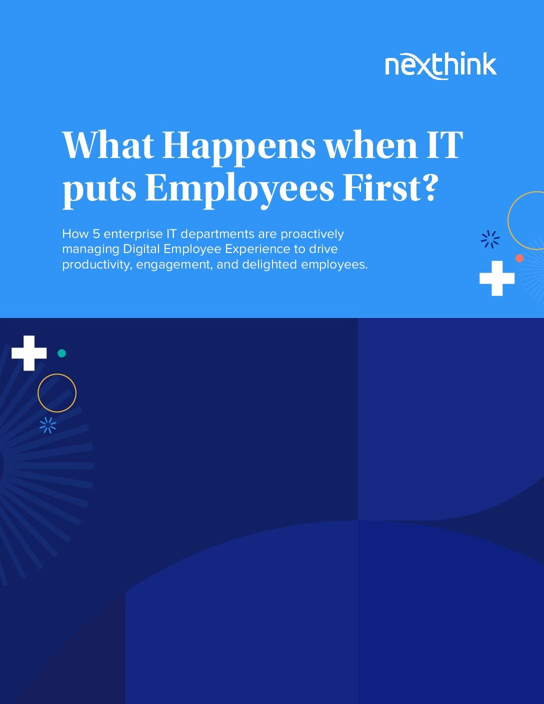 What Happens When IT Puts Employees First?