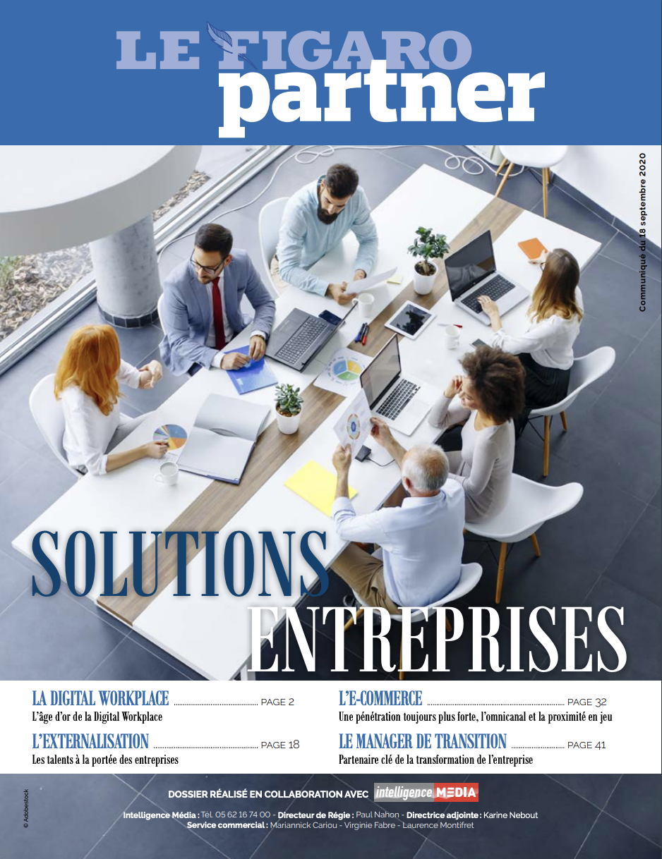 Le Figaro Partner - Dossier Digital Workplace