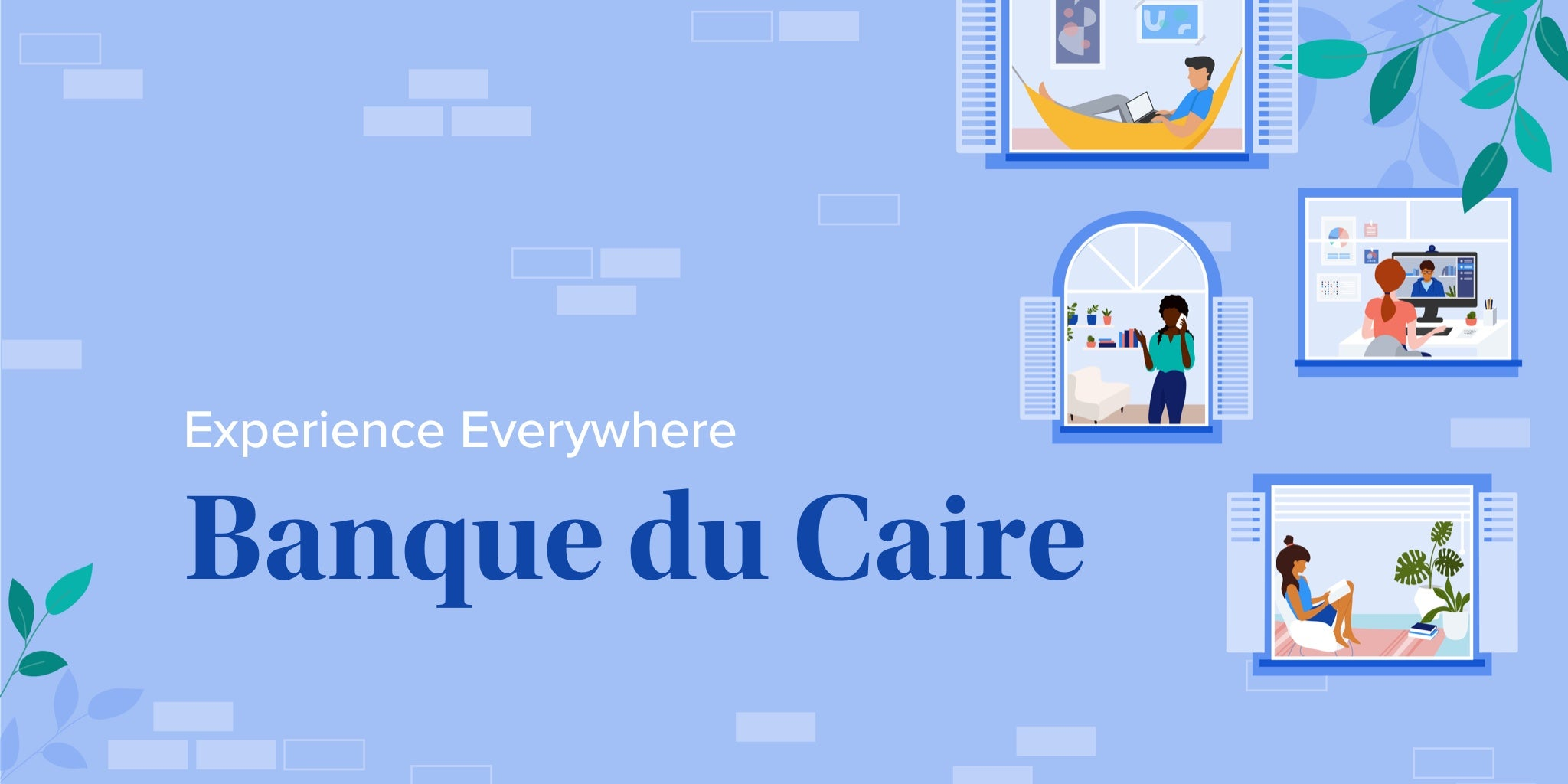 Banque du Caire: Delivering Technology Firsts to Customers & Employees