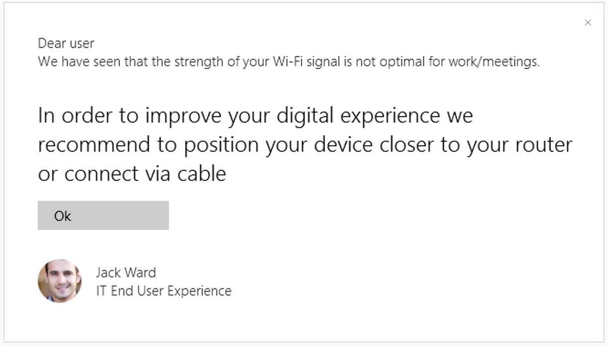 engage wifi