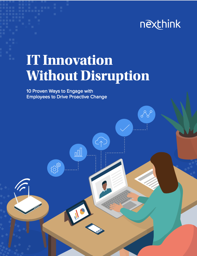 IT Innovation Without Disruption