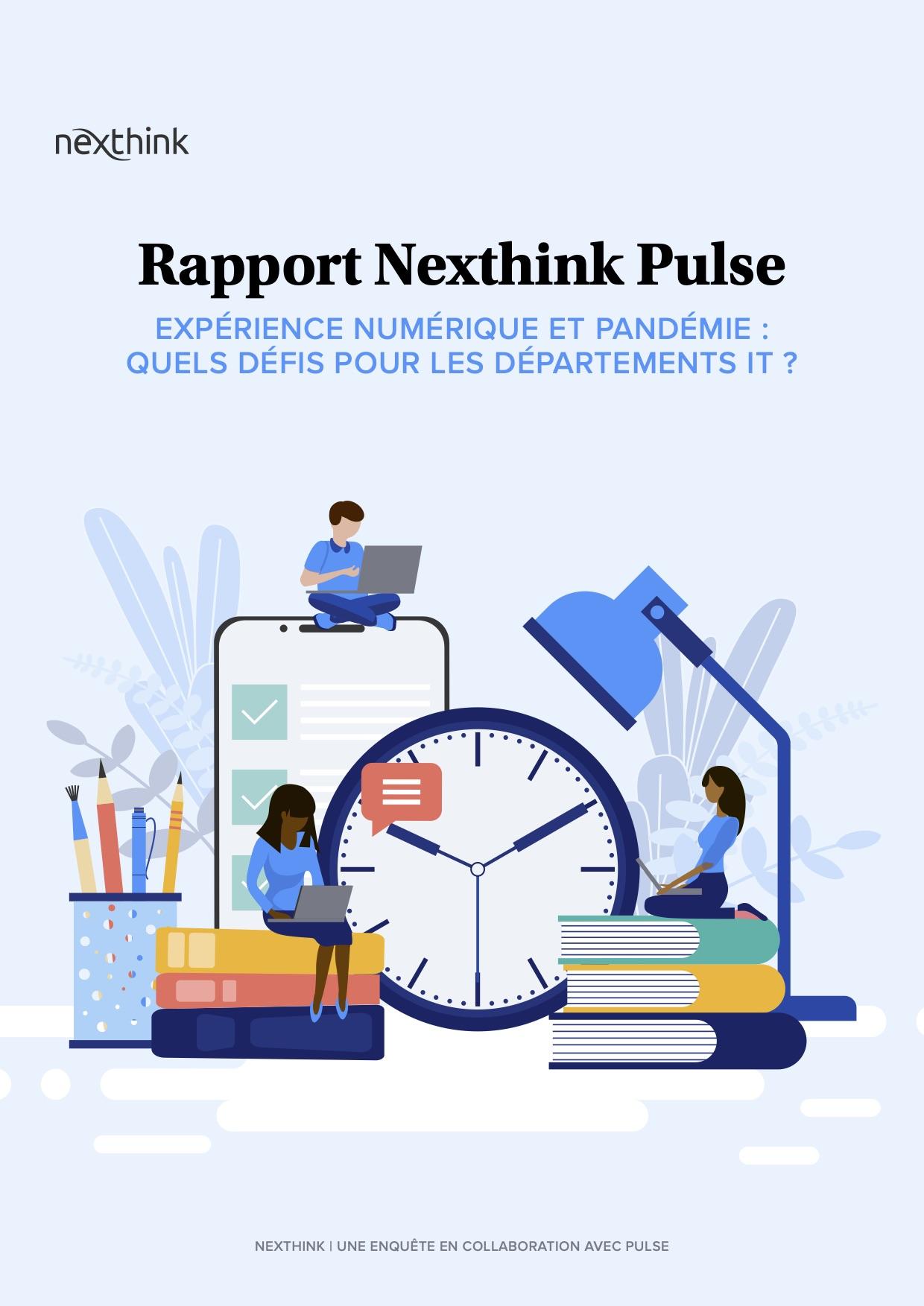 Rapport Nexthink Pulse