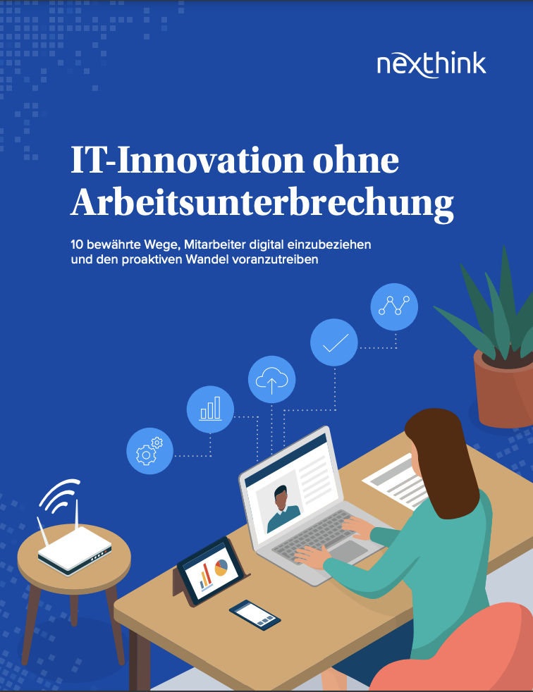 IT-Innovation ohne Unterbrechung