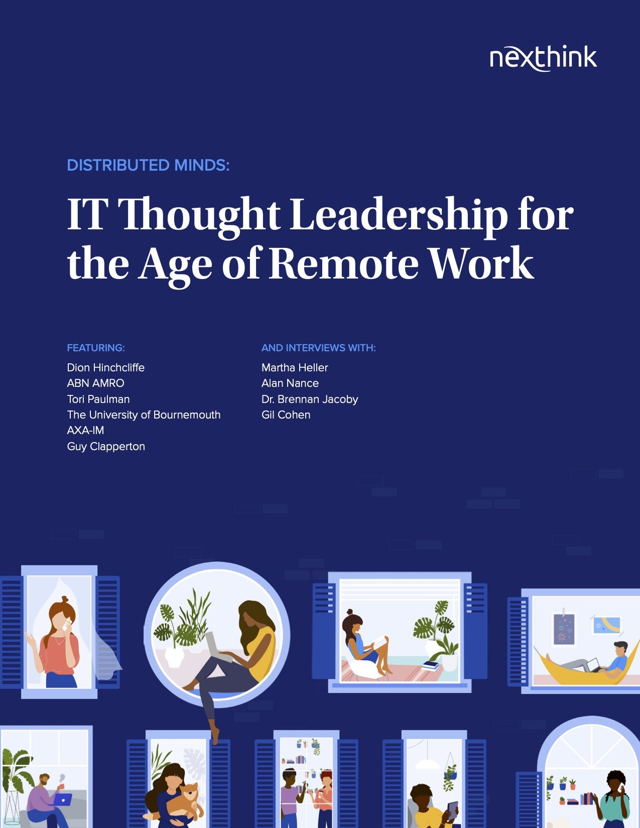 IT Thought Leadership for the Age of Remote Work