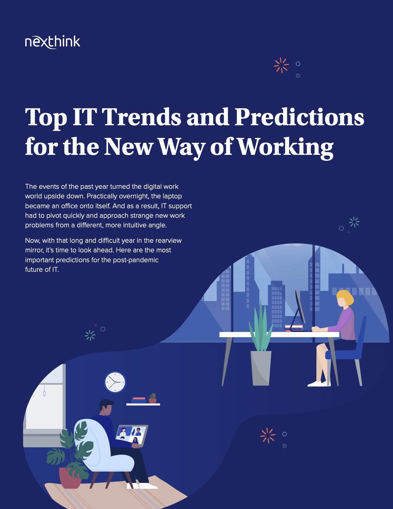 Top IT Trends and Predictions for the New Way of Working