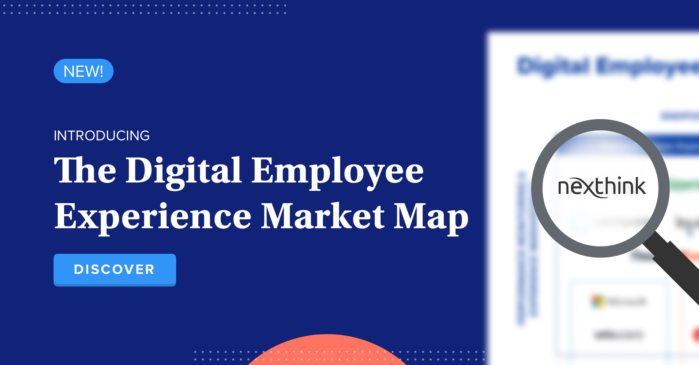 Introducing the Employee Experience and Digital Employee Experience Market Maps