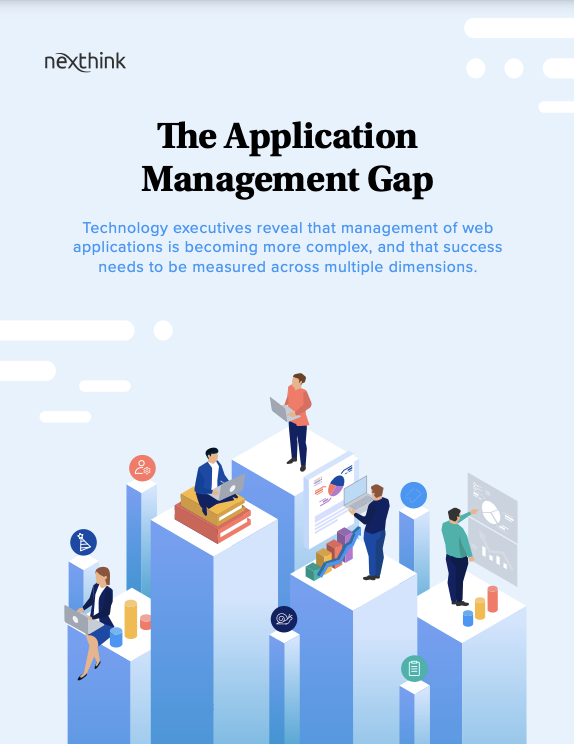 The Application Management Gap Report