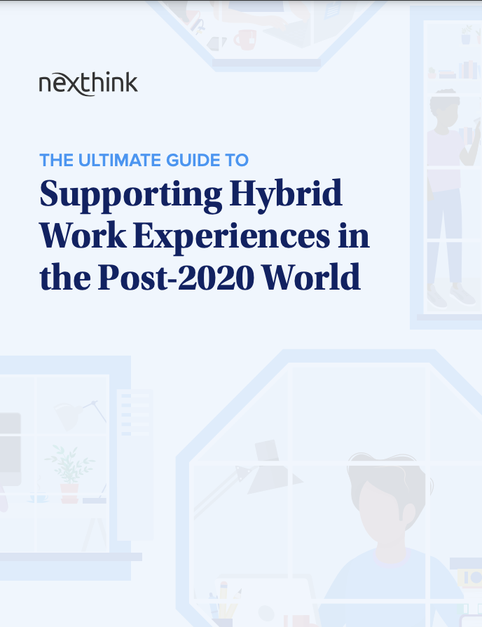 How IT Can Solve the Most Important Hybrid Work Challenges