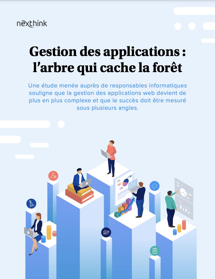 Gestion des Applications : L'Arbre Qui Cache La Forêt