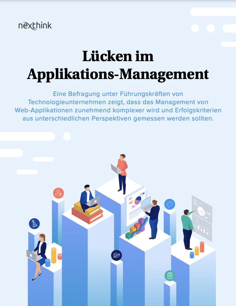 Fehlende Transparenz: Studie zu Lücken im Management von SaaS Applikationen