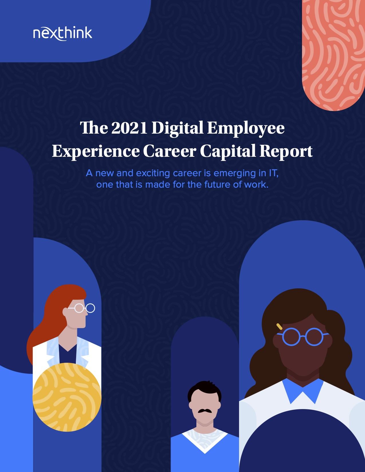 The 2021 DEX Career Capital Report