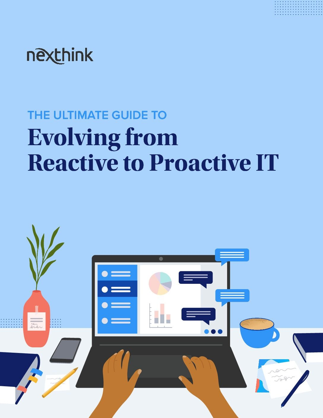 How Do IT Teams Evolve from Reactive to Proactive?