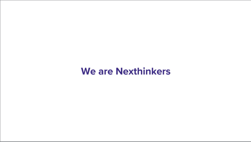 Become a Nexthinker