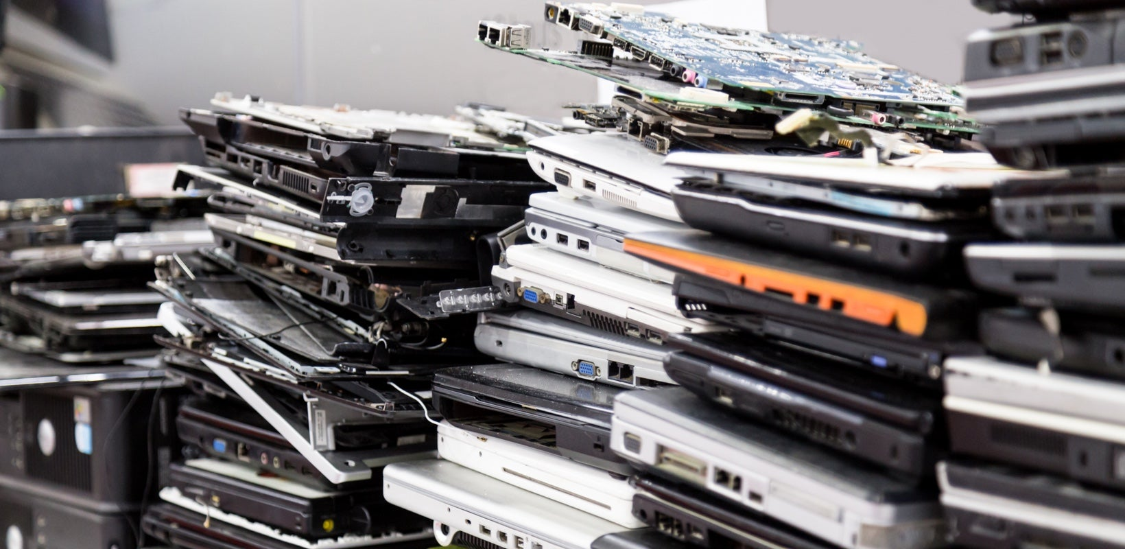 By 2030, e-Waste Will Reach 2.5 Million Metric Tons Unless We 'Sober Up'